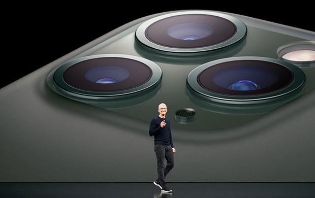 Apple Debuts Triple-Cam